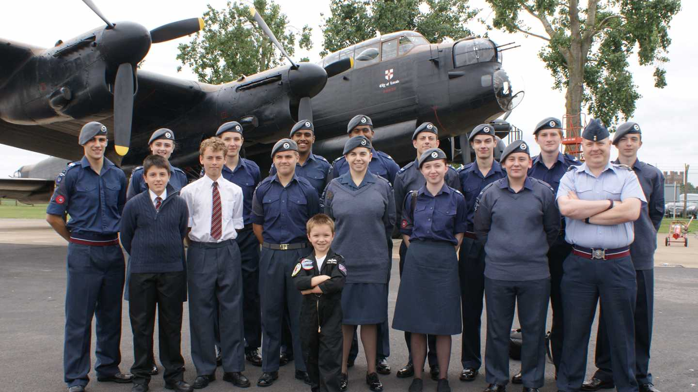 Venture Adventure with 318 (Sale) Squadron ATC