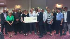 B.B.C. continues to support charities…