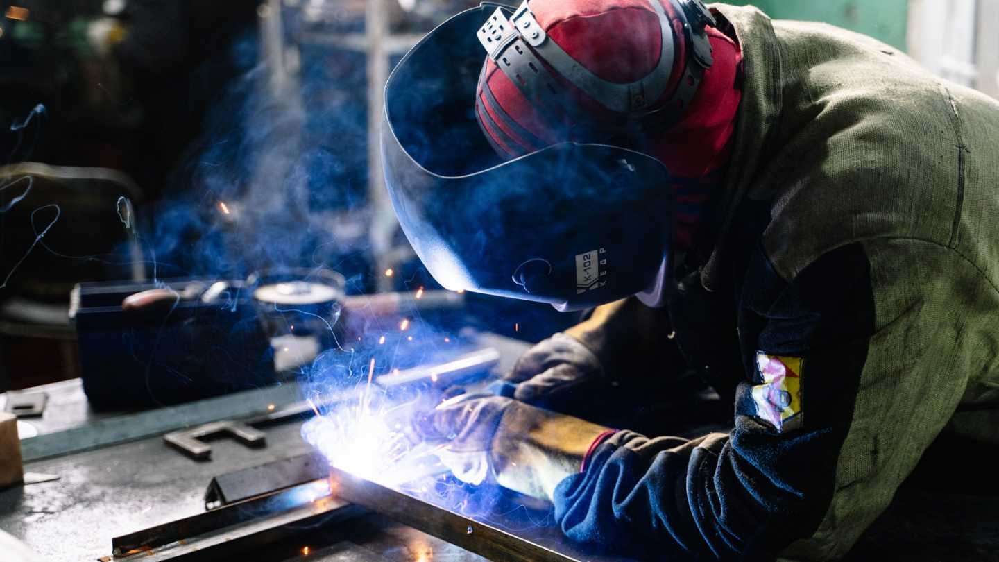 HSE Welding Advice