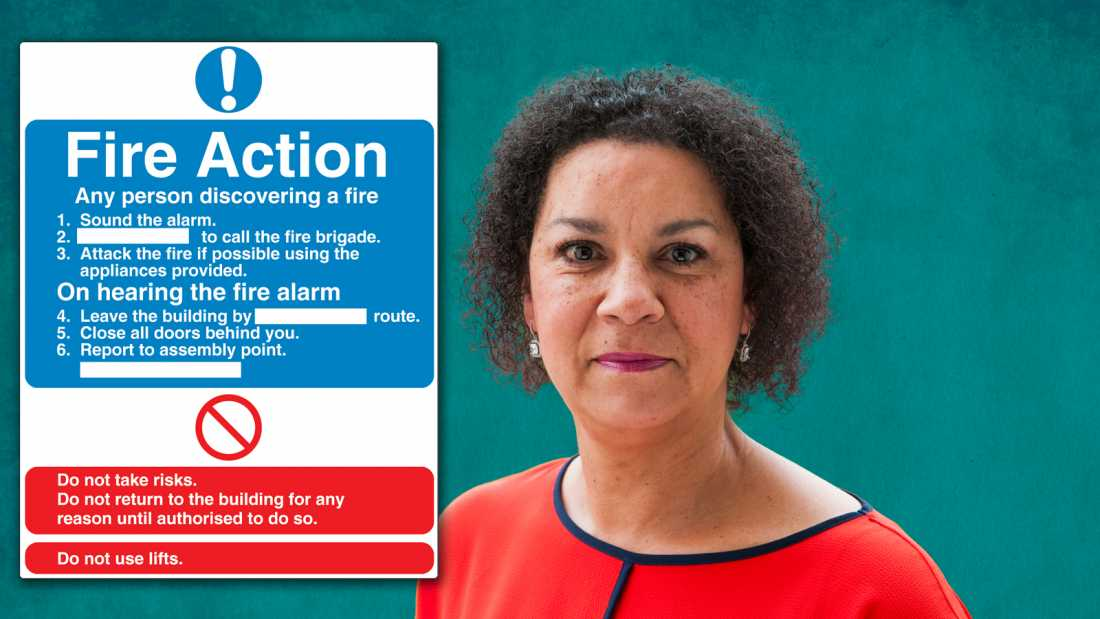 Fire safety checks for employers