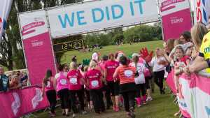 10k Race for Life & Cancer Research UK
