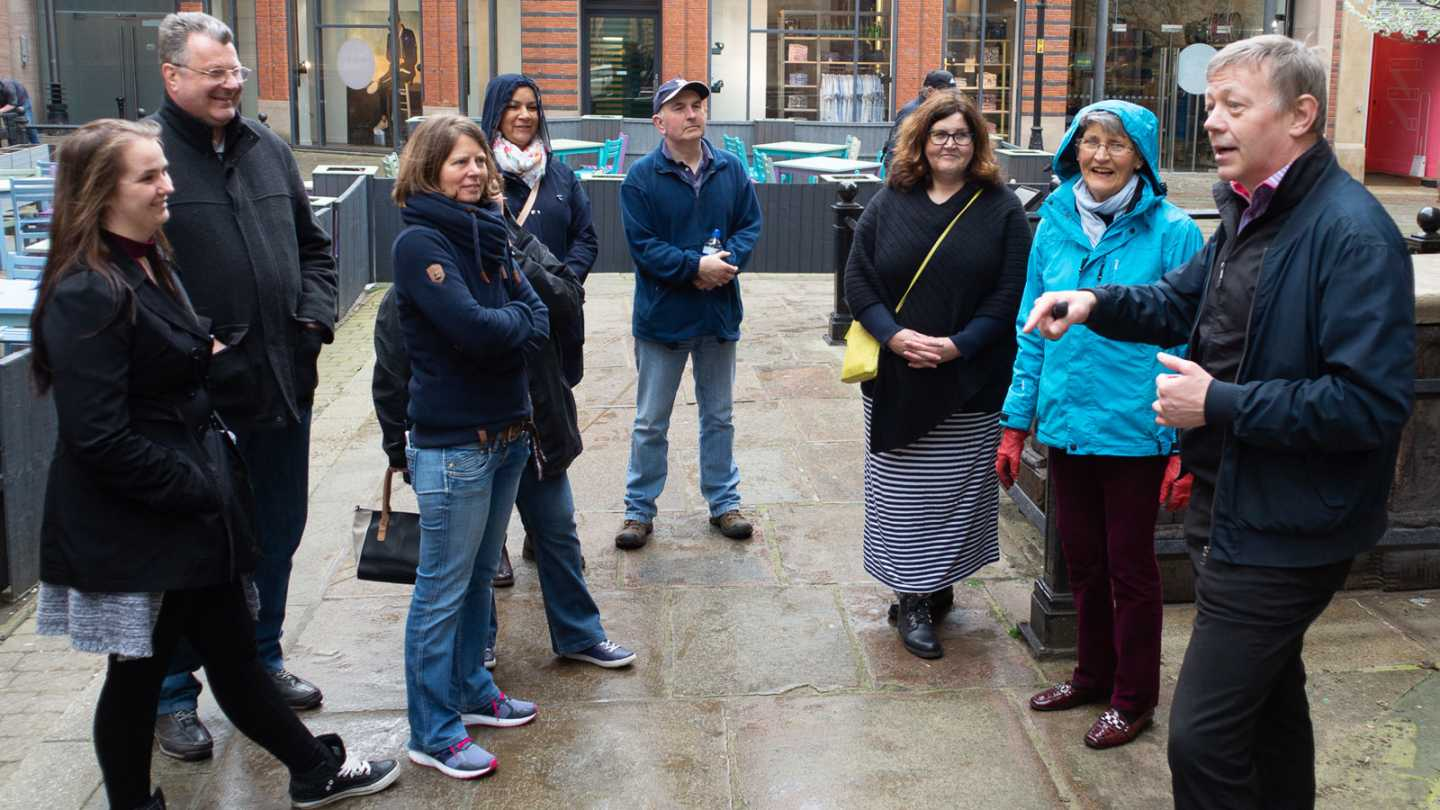 Manchester's Guided Tours